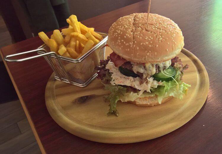 Hamburger ©Drewer & Scheer