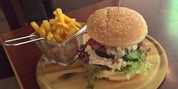 Burger 'Klassiker' - 8,90 €