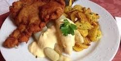 Spargel, Bratkartoffeln, Schnitzel - 18,90 €